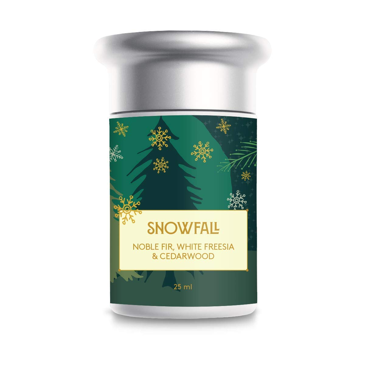 Snowfall Scented Home Fragrance - Schedule Using App With Aera Smart 2.0 Diffusers - State Of The Art Air Freshener Technology…