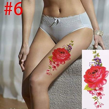 5 Nuevas Damas y Damas Desmontables para Mujer 3D Flores de Rosa ...