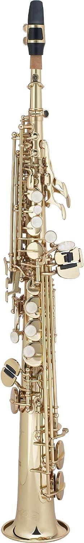 Allora aass-301 serie estudiante saxofón Soprano,: Amazon.es ...