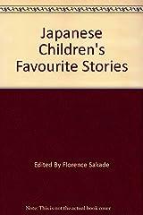 "Japanese Children""s Favourite Stories Hardcover"