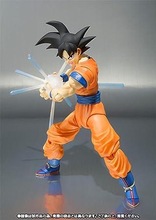 Amazon.com: Dragon Ball Son Goku normal Estado SHF S.H. ...