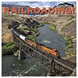 Railroading 2019 Wall Calendar