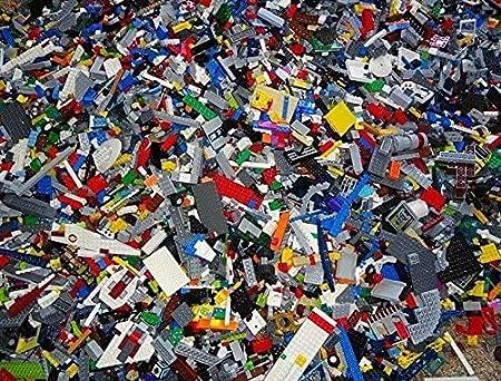 6 Pounds of Lego Bulk Lot! Random Parts, Pieces & Bricks
