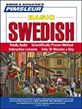 Pimsleur Swedish Basic Course - Level 1 Lessons 1-10 CD: Learn to Speak and Understand Swedish with Pimsleur Language Programs (1)