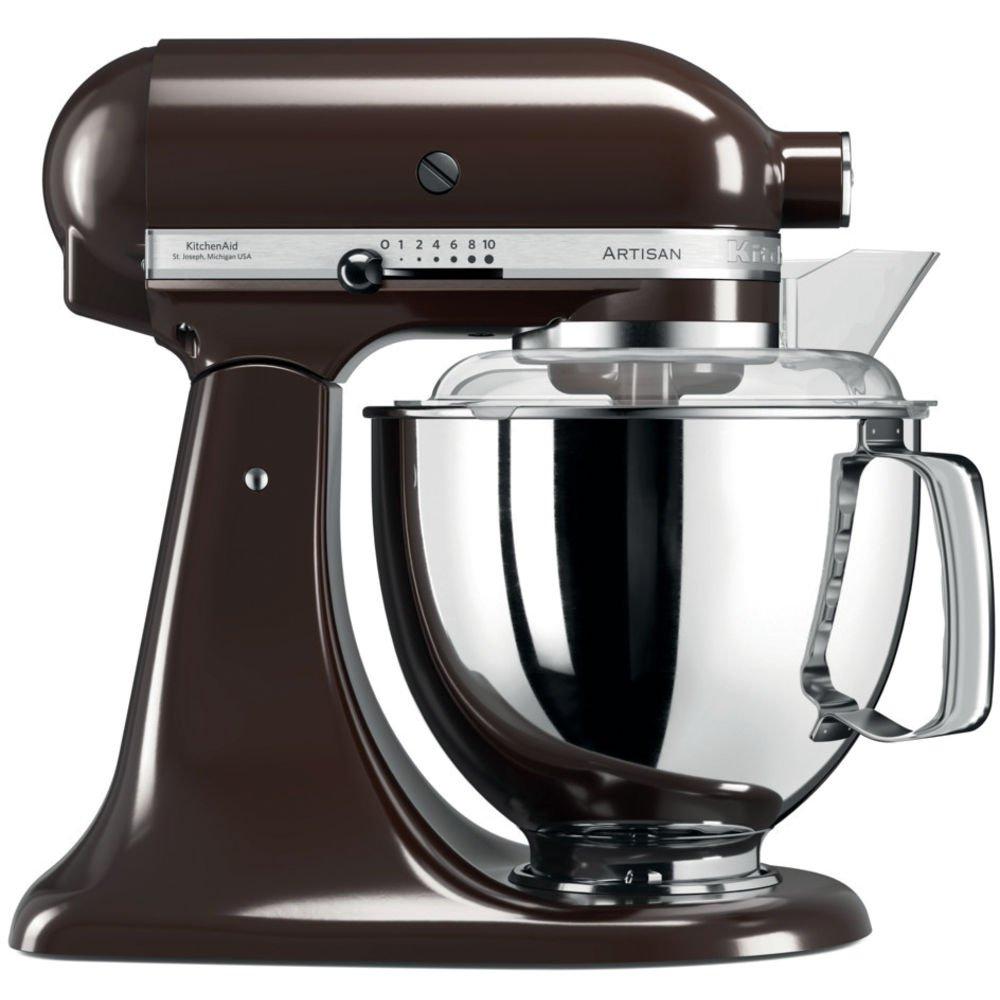 KitchenAid Artisan - Robot de cocina (Café expreso, Acero inoxidable, 50/60 Hz): Amazon.es: Hogar