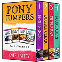 Pony Jumpers: Box Set 1 (Volumes 1-4)