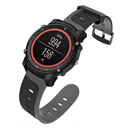 Amazon.com: Bunner FS08 IP68 Waterproof Sports Smartwatch ...