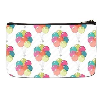 c8095d1f84f6 Amazon.com : Lgtbg Makeup Travel Case Balloons Large Cosmetic Case ...