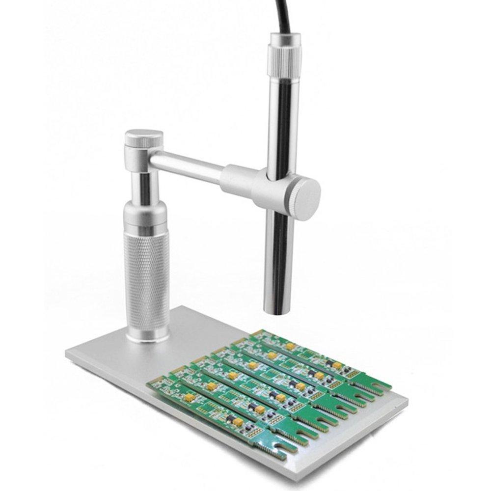 Lupa electrónica del microscopio electrónico de Digitaces de Andonstar 500x USB HD: Amazon.es: Electrónica