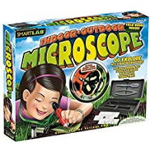 SmartLab Toys Indoor - Outdoor Microscope: Written by Shar Levine, 2007 Edition, (Box Pck Ha) Publisher: SmartLab [Toy]