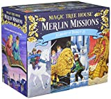 img - for Magic Tree House Merlin Missions #1-25 Boxed Set (Magic Tree House (R) Merlin Mission) book / textbook / text book