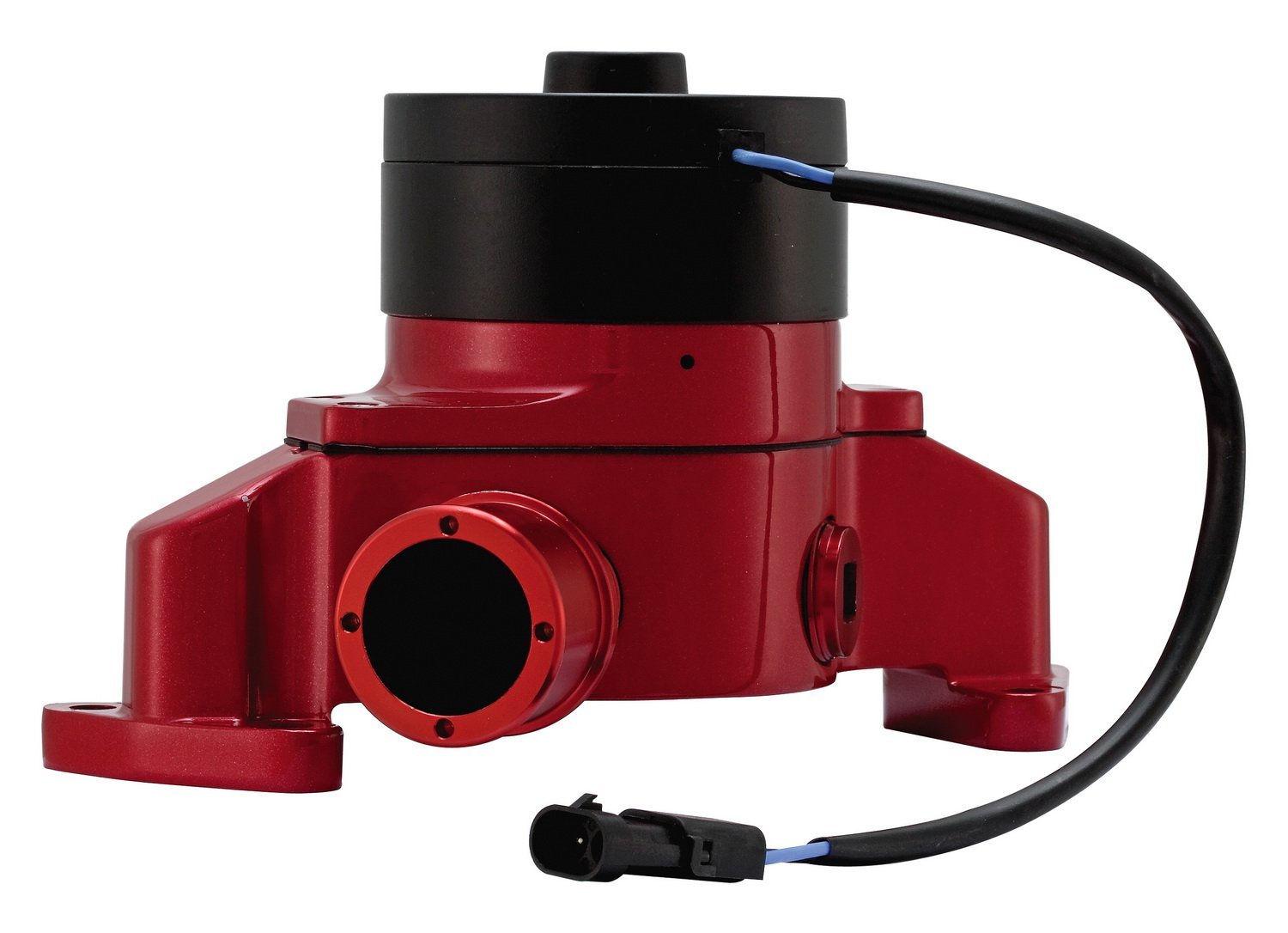 Proform 68220R Red Electric Water Pump for Ford Small Block