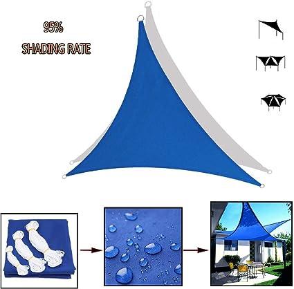 Vela De Sombra - Toldo Vela Triangular- Tela Impermeable 95 ...