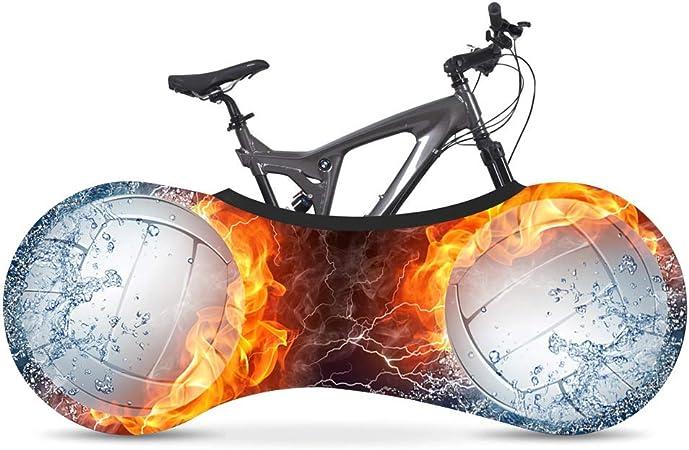 BINGFENG Funda Bici para Interiores Funda para Bicicleta Exterior ...