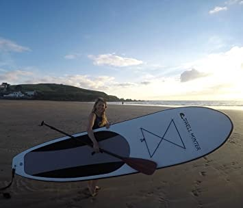 Swell Hunter 320 hinchable Stand Up Paddle Board/ISUP/sup 10 ft 6 pulgadas