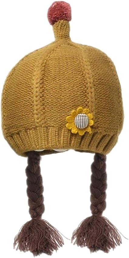 Duck Spot Unisex Winter Knitting Woolen Hat Warm Cap