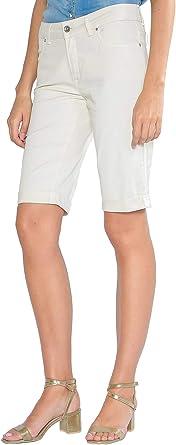 Trussardi Jeans Casual Mujer Pantalones Cortos - Bermudas ...