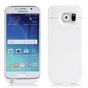 I. Valux Galaxy S6 4500 mAh carcasa con cargador externo de ...
