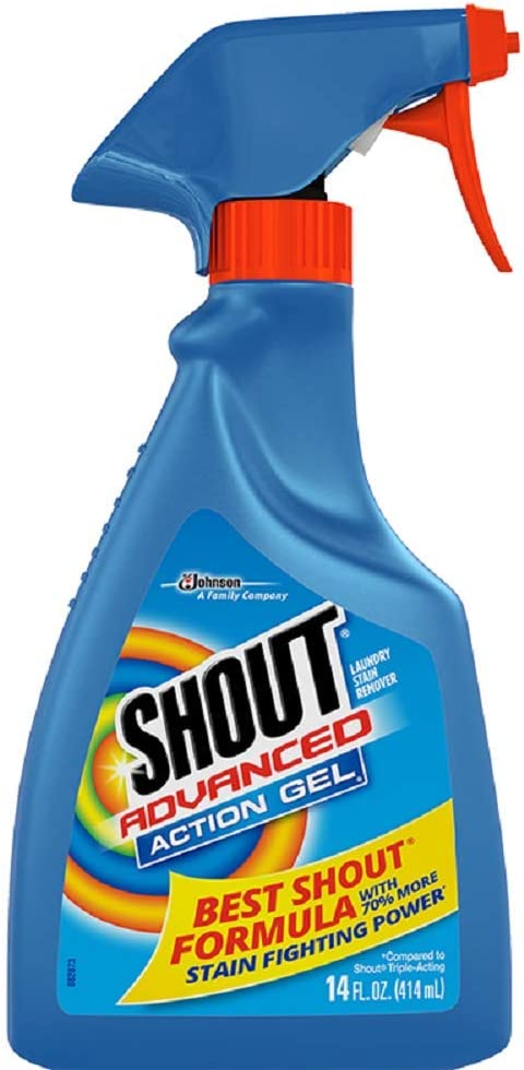 Shout Advanced Trigger, 14-Ounce (Pack of 3)