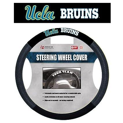College Football Leather Steering Wheel Cover University of Arizona Wildcat