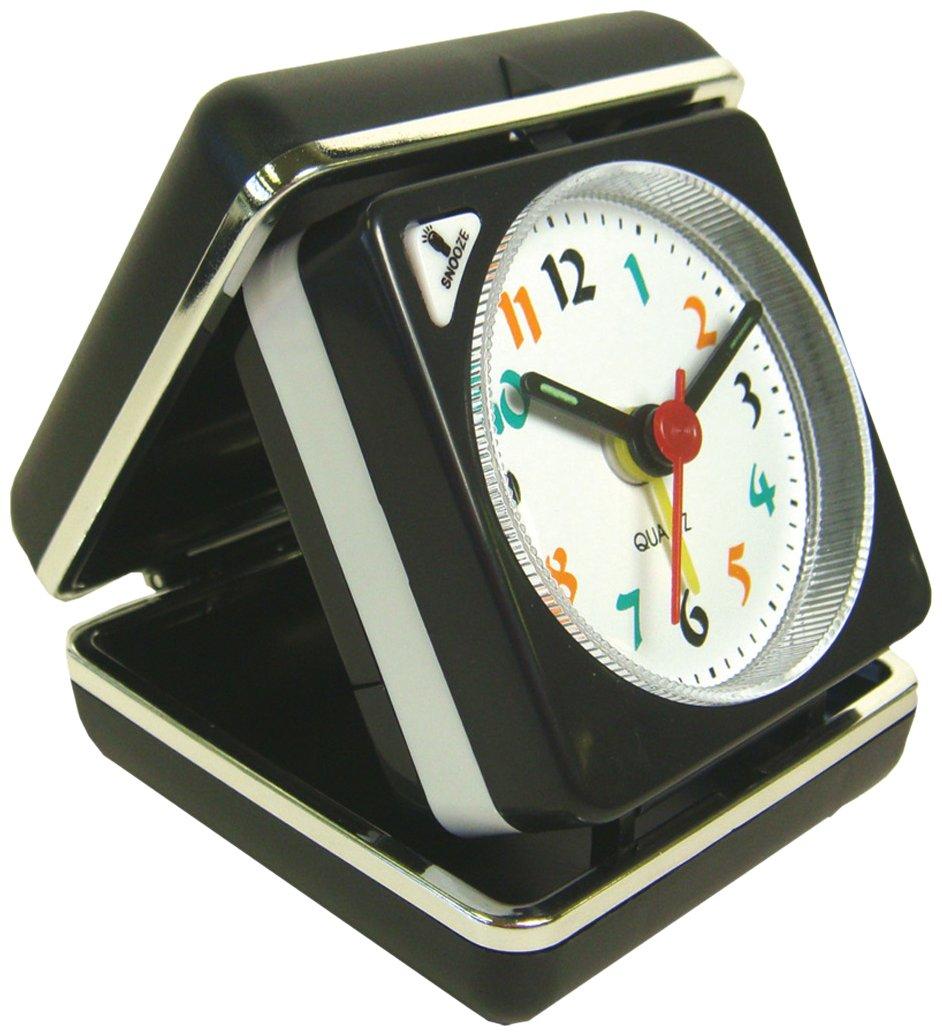 Hanslin Compact Travel Alarm Clock HANSFULL TRADING COMPANY HA0033