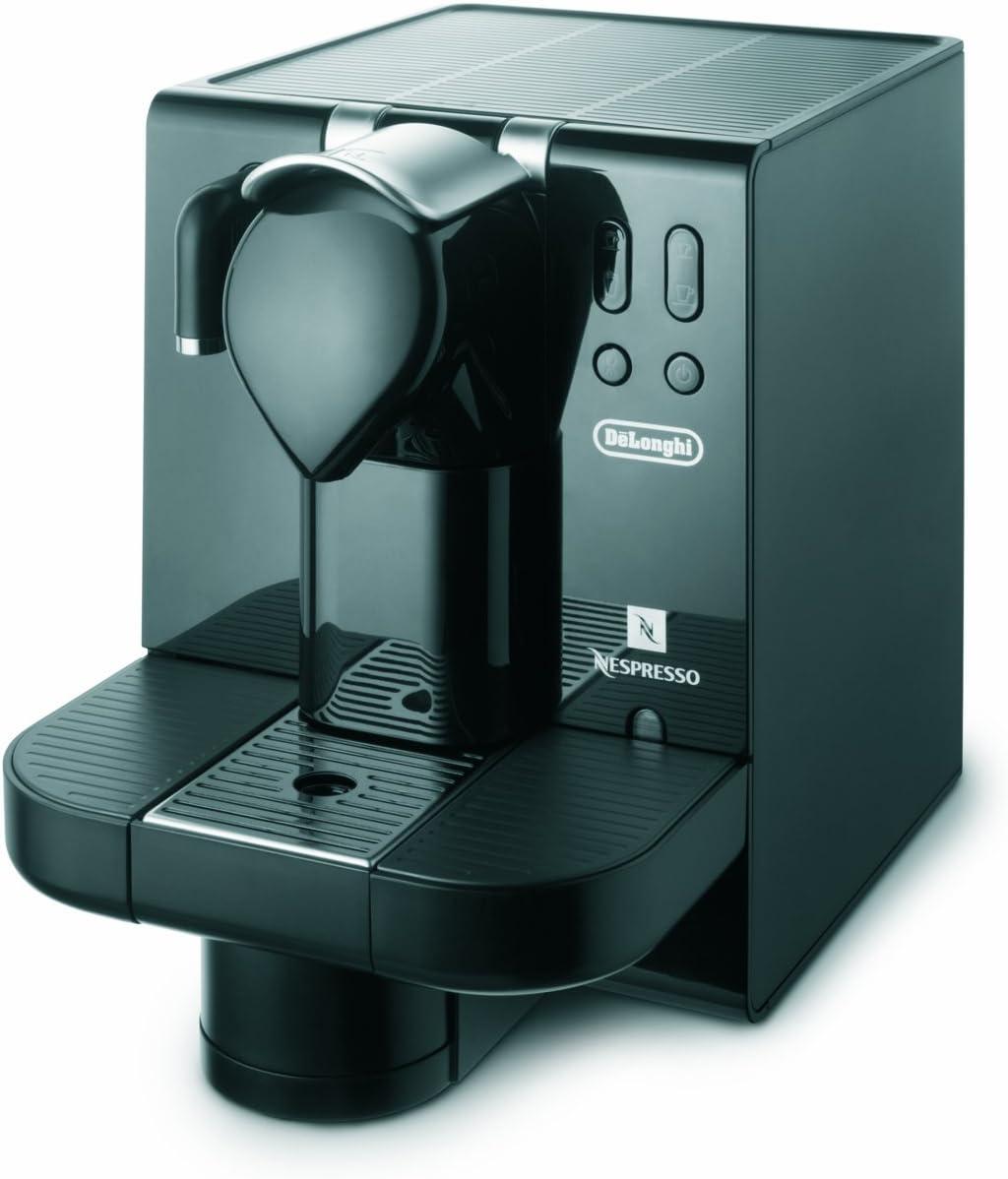 Amazon.com: DeLonghi en670.b Nespresso Lattissima single ...