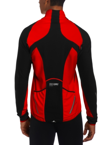 Gore Phantom Windstopper Hombre Soft Multicolor red 2 Shell 0 Black Chaqueta ZwZWdrtqF