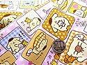 キャラクター 生地 はぎれ ハギレ 40cm ポムポムプリン(ピンク)#7( 手芸 生地 キャラクター 布 ピロル )