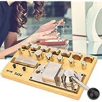 JULYKAI Sieradenring-buigmachine, hoogwaardig ring-buiggereedschap, ringbuigmachine, sieradenvermakingsgereedschap…