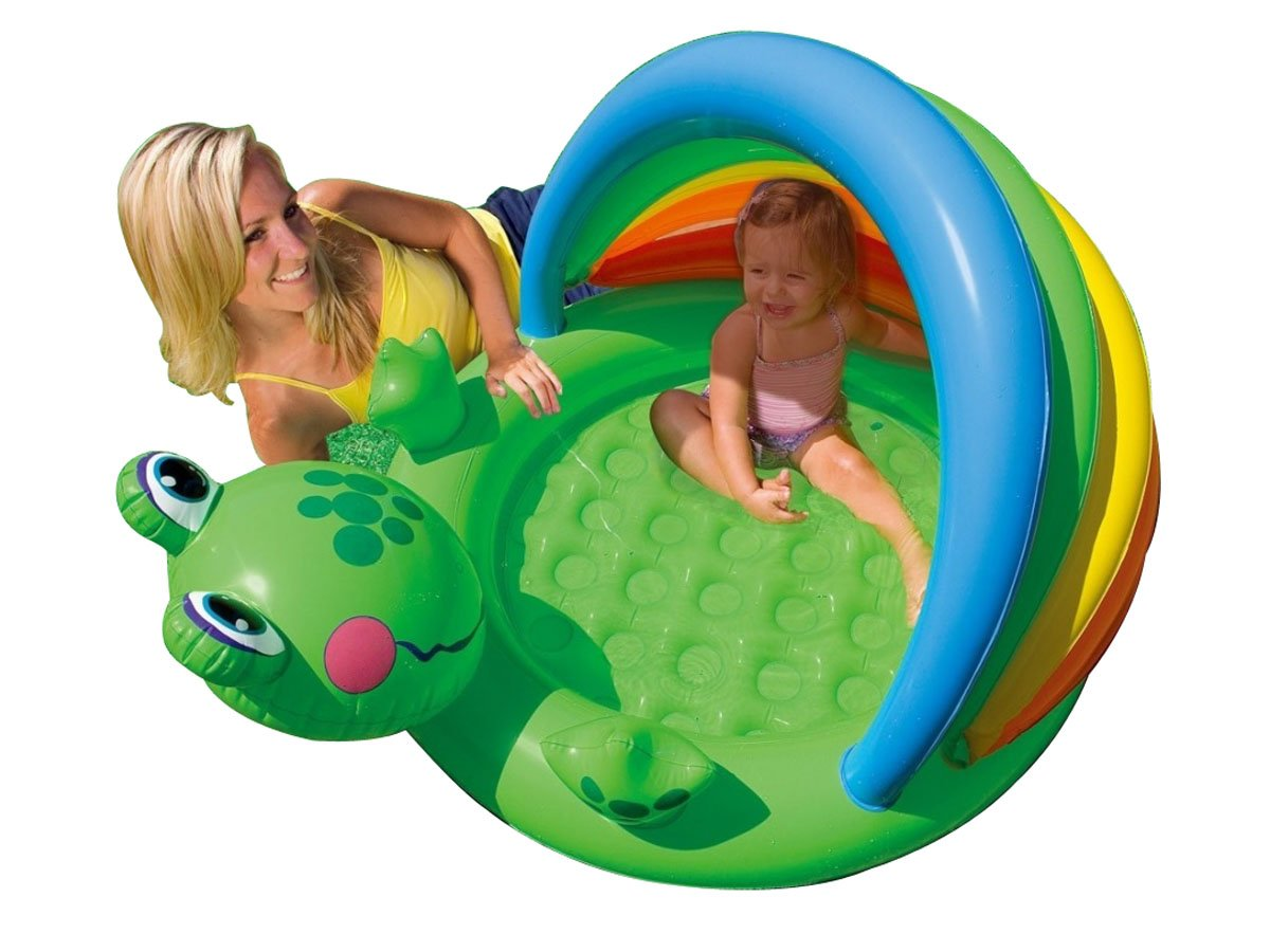 Intex Recreation Froggy Fun Baby Pool, Age 1-3 by Intex (Image #1)