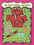 The Little Latter-Day Saint File Folder Fun Book 1 Volume 1.