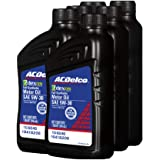 ACDelco 19418206 GM Original Equipment dexos1 5W-30 Full Synthetic Motor Oil - .946 L (Pack of 6)