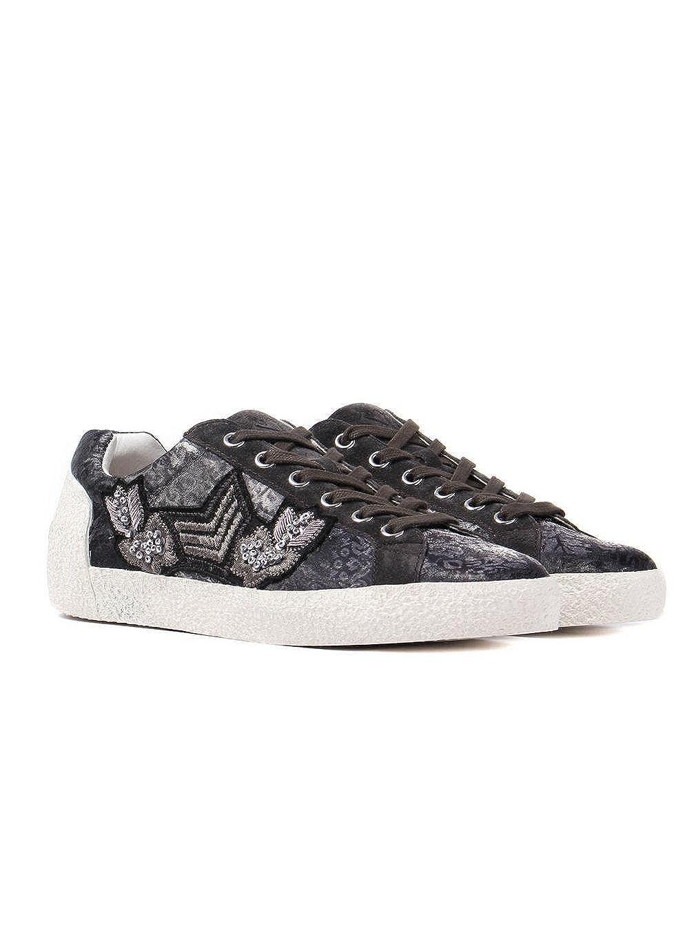 ASH Nakarms Damen Damen Nakarms Sneaker Grau Grau 6cf858