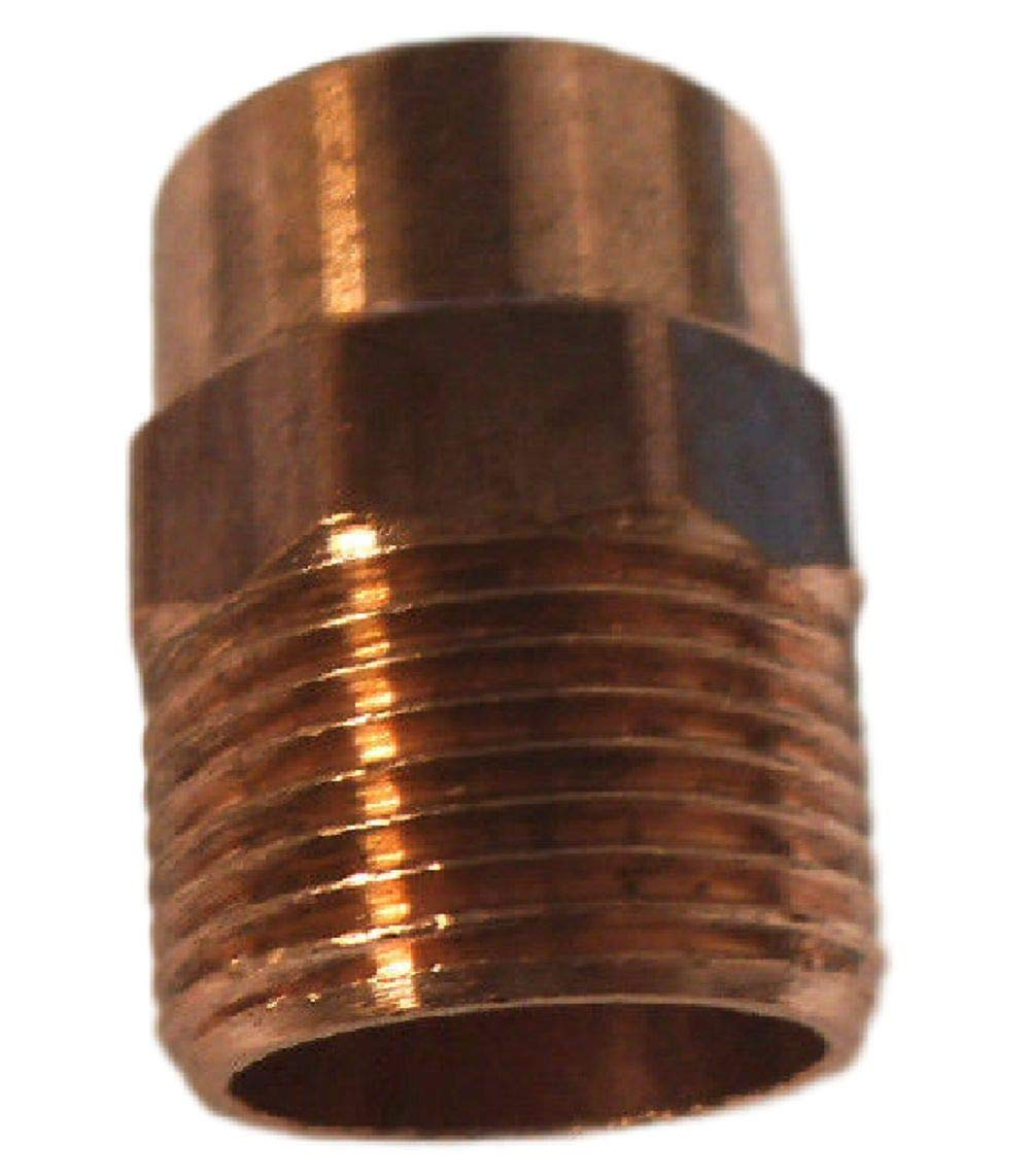 Cello Products 1-1/8OD x 1M Wrot Adapter WP4-16