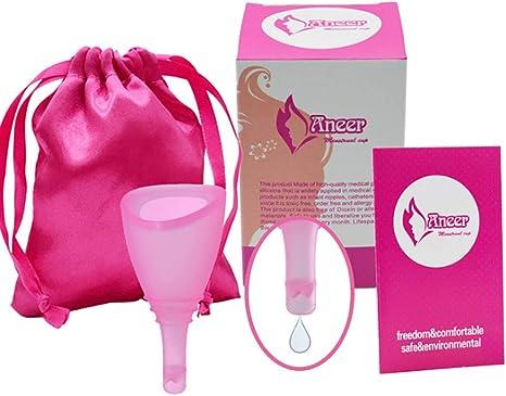 Zcthk La Copa Menstrual Puede excretar la Sangre Menstrual ...