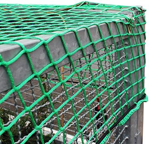 Anhängernetz Transportnetz Gepäcknetz Ladungssicherungsnetz 2 1 X 1 25 M Für Anhänger Oder Container Auto