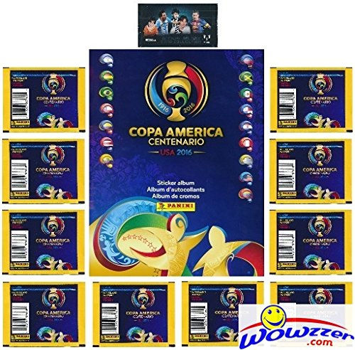 America Centenario COLLECTORS Stickers Collectors