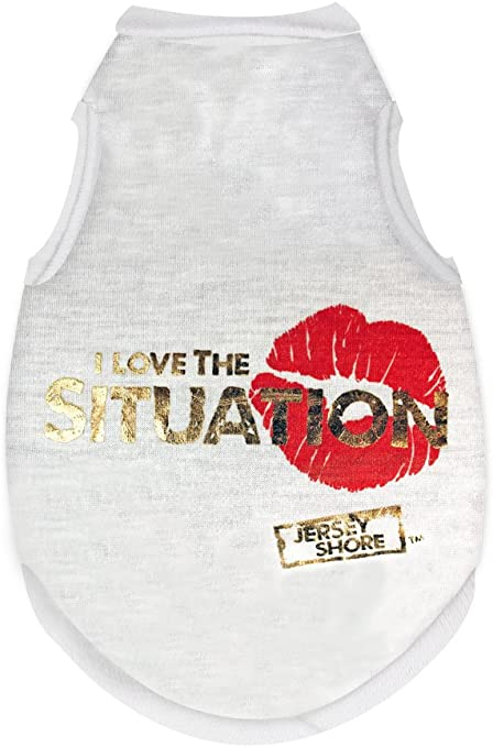 MTV perro de jersey Shore de camisa, I Love La situación ...