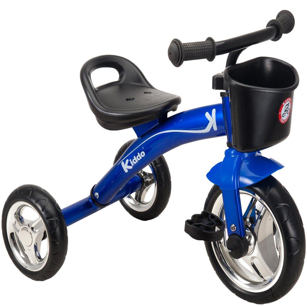 Kiddo Dreirad - Dreirad Kiddo Blau