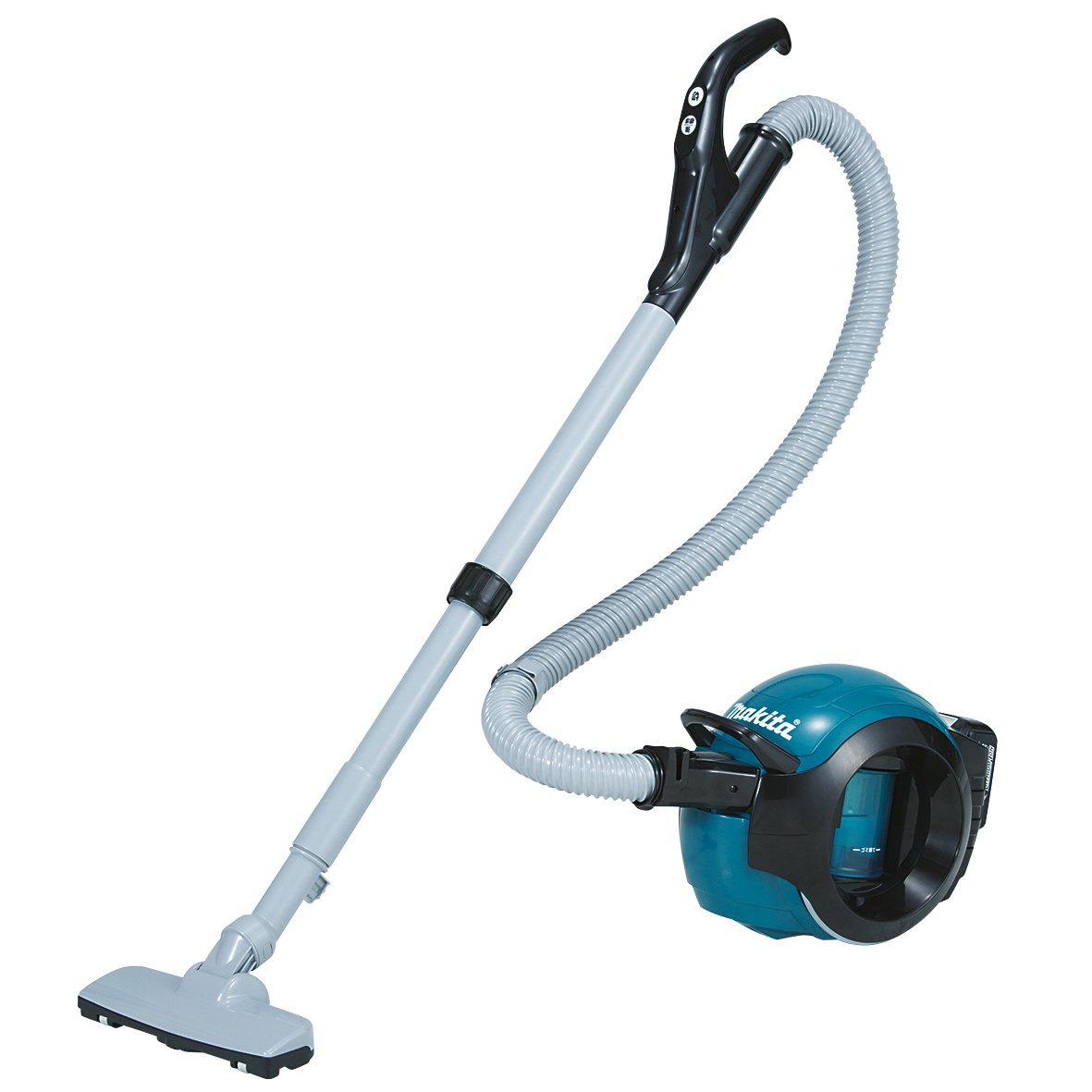 Makita DCL500Z 18V LXT Lithium-Ion Cordless Cyclonic Canister Vacuum, Tool Only (Discontinued by Manufacturer)