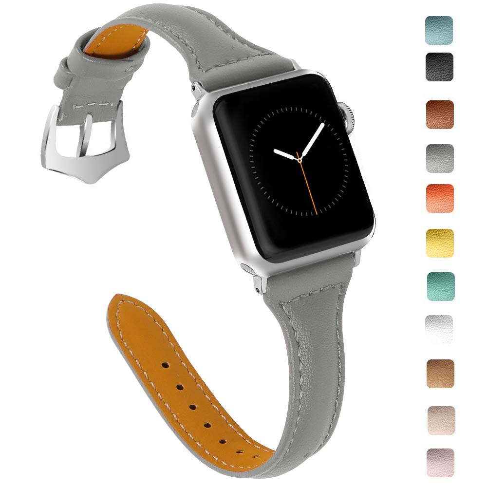 Malla Cuero para Apple Watch (42/44mm) OULUCCI [7D8RY2X5]