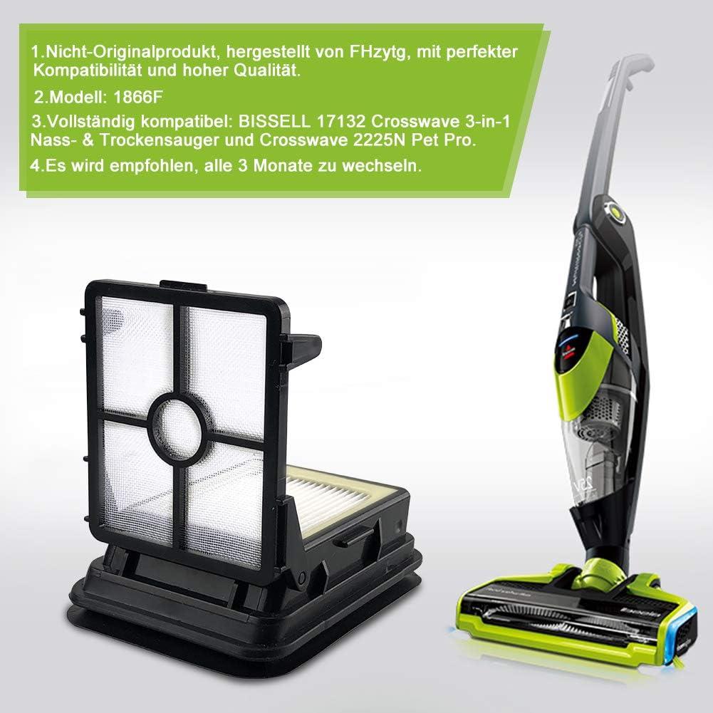 Reinigungsbürste Haustierbürste Filter Für Bissell CrossWave Staubsauger