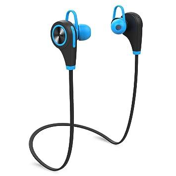 Auricurares Inalámbricos Bluetooth 4.1, Lemego Auriculares Deportivos In Ear con Micrófono Antiruidos con AptX Sonido