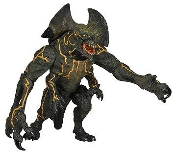 NECA Personaje de acción Kaiju Trespasser Marca Pacific Rim de Fabricantes Serie 3, (tamaño 18cm): Amazon.es: Juguetes y juegos