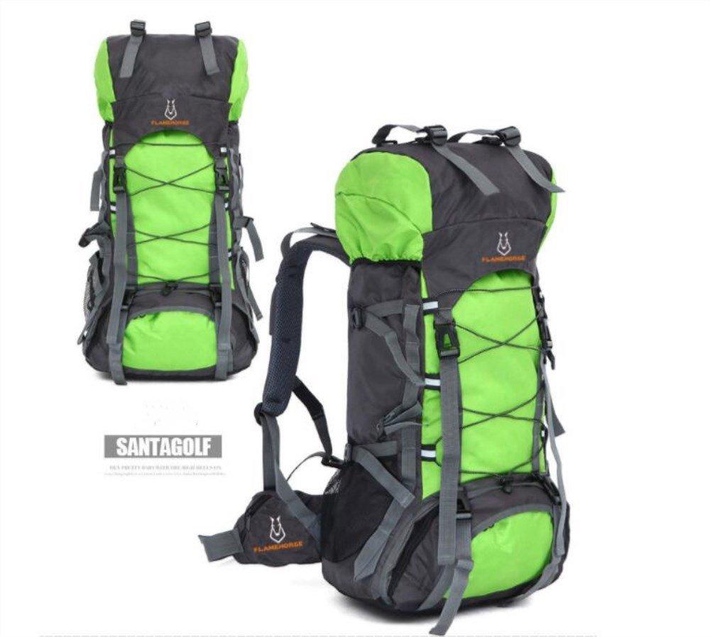 Moda Multi-Funzione Uomini E Donne Zaino Grande Capacità Portatile Outdoor Outdoor Outdoor Impermeabile Equitazione Sport Travel Alpinismo Bag | Buona qualità  | Qualità Primacy  882853