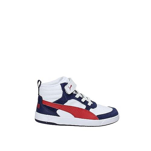 it Amazon E Bambino Scarpe 22 Sneakers Puma 363918 Borse Bianco F7PYYX