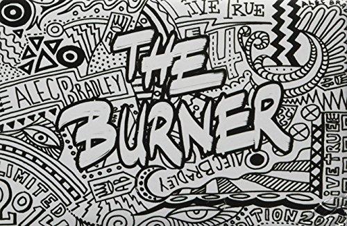 """Alec Bradley """"The Burner"""" Table Cigar Lighter"""