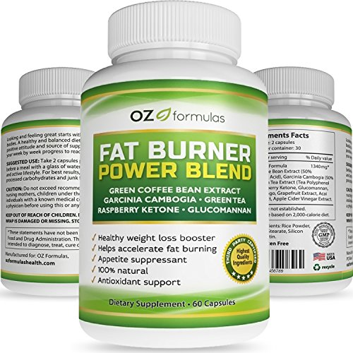OZ Formulas Burner Power Blend product image