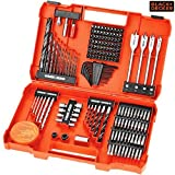 Black + Decker, 201 Piece Power Tool Accessories w/ Storage Box | [BDA90733]