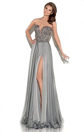 Top-Sexy Evening Dress Size US2